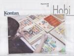 Filateli di tabloid Kontan